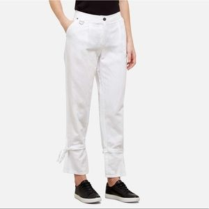 KENNETH COLE NWT Women's Cuff Tie Pant 6